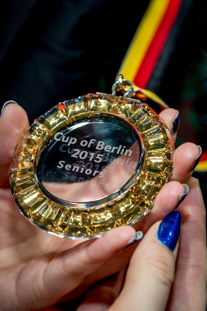Cup of Berlin 2015