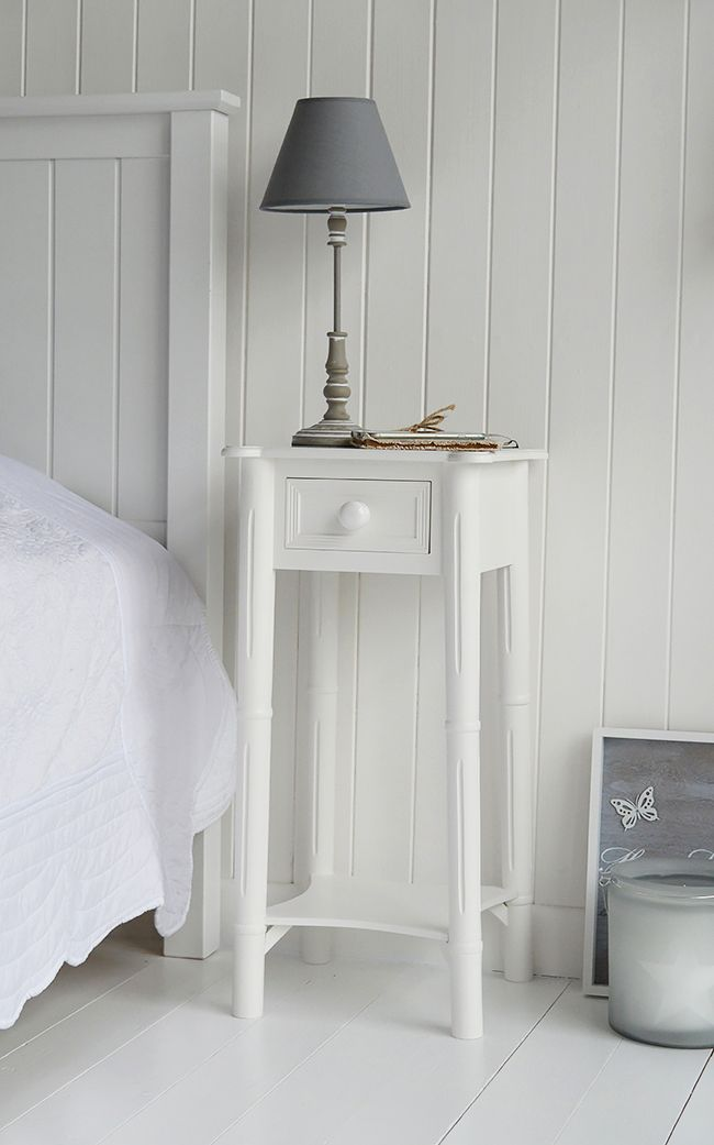 White Bedside Tables White Bedside Table Small White Bedside
