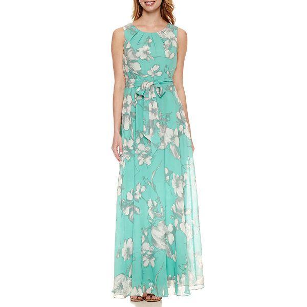 b15e267156b R   K Originals Sleeveless Maxi Dress - JCPenney