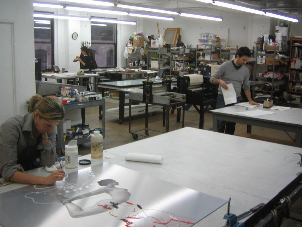 Lower East Side Printshop offers artists full access to professional printmaking facilities for independently produced projects. Artists work in a productive atmosphere alongside their peers. Participants should have experience in the techniques and the equipment they wish to use. Technical assistance is not included in the Studio Rental program, but is available at additional cost. …