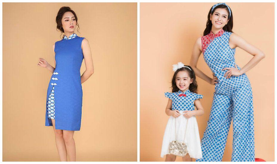 Cny Cheongsam Joli Pretty Fashion Dresses Chinese New Year Outfit Dresses