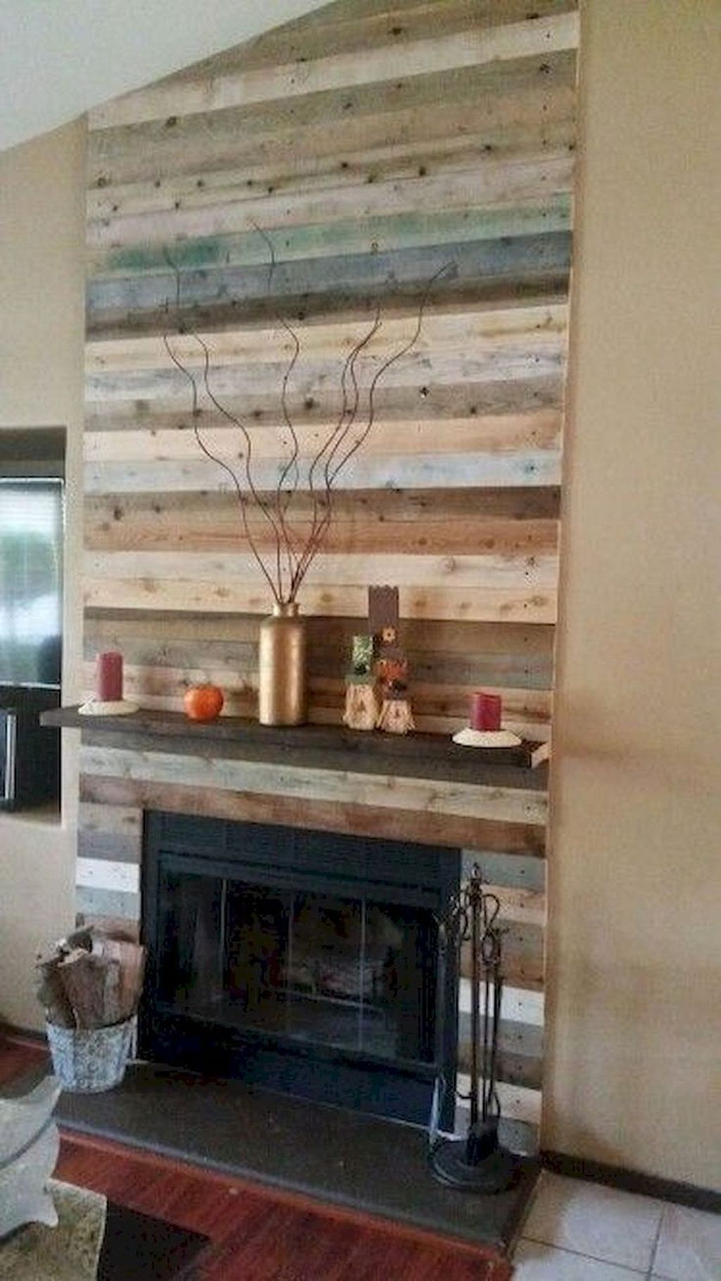 20 Cheap And Easy Diy Shiplap Wall Ideas Diy Fireplace