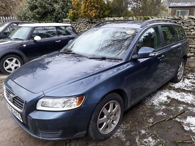 Volvo V50 2.0 D Estate 2010 Spares or Repair | Volvo v50, Volvo and