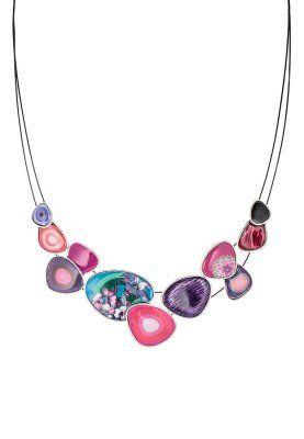 Desigual BOLAS FREA - Collana - ultra violeta - Zalando.it #jewelry #women #covetme