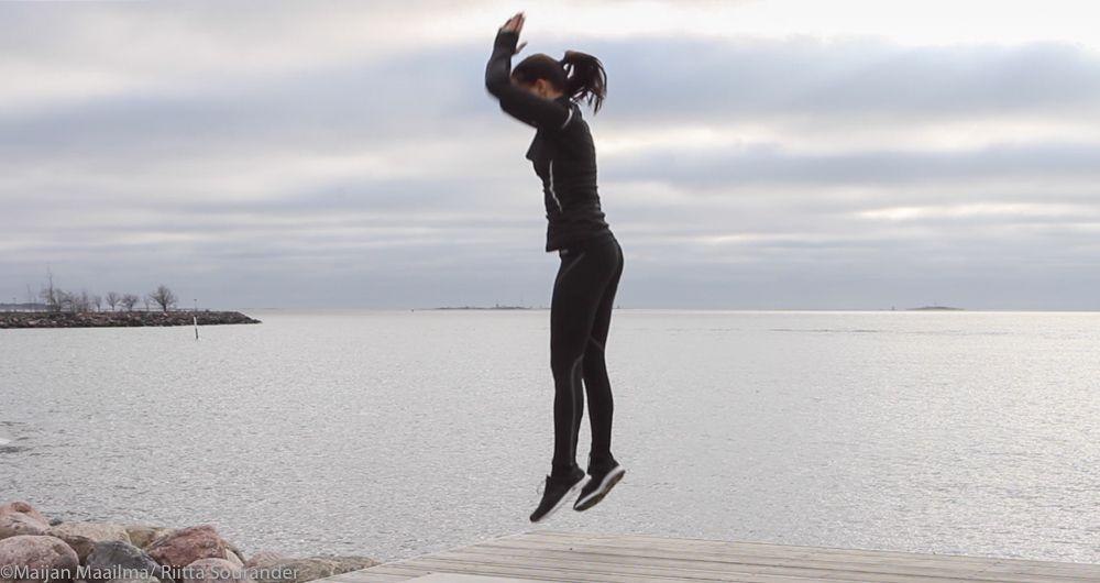 Hyvää ei kannata vaihtaa – paras (ja nopea) jalka-vatsajumppa ikinä! http://maijanmaailma.fi/hyvaa-ei-kannata-vaihtaa-paras-ja-nopea-jalka-vatsajumppa-ikina/