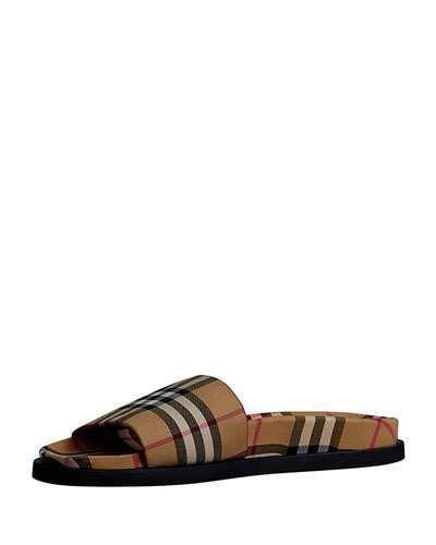bb5977a725ad1 Men s Ashmore Check Slide Sandal in 2018
