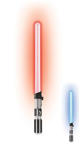 Uncle Milton Star Wars Science Mini Lightsaber Dark Side