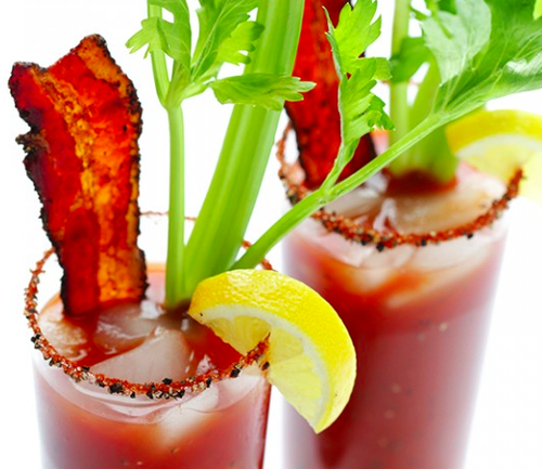 The Stir-Peppered Bacon Bloody Mary Will Spice Up Your New Year's Day