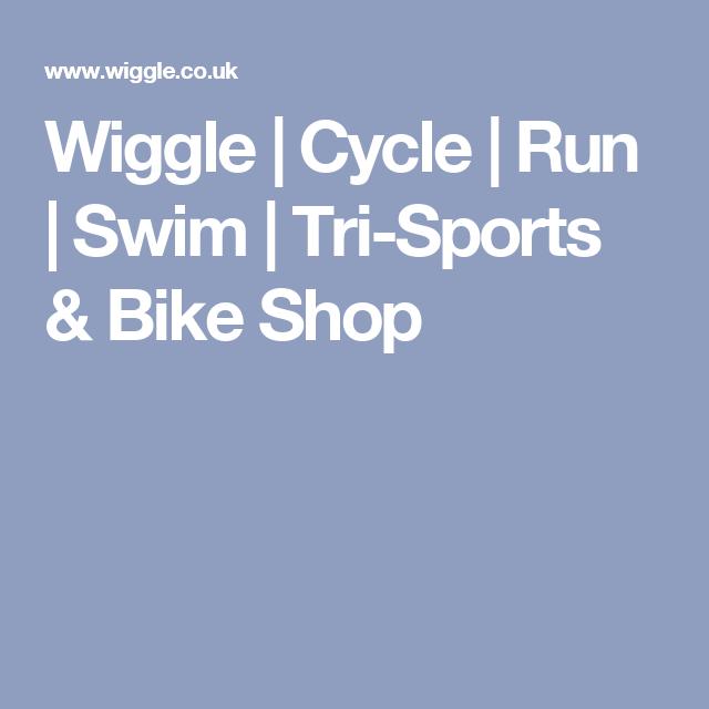 Wiggle | Cycle | Run | Swim | Tri-Sports & Bike Shop | Bike building