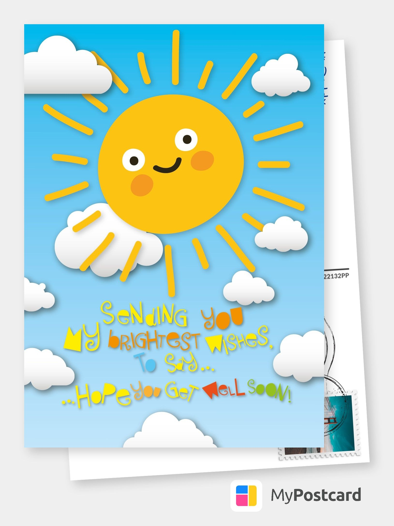 Send Out Get Well Soon Cards Online Printed Mailed For You