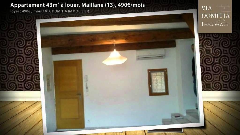 Dans le centre du village de Maillane, cet appartement rénové vous ...
