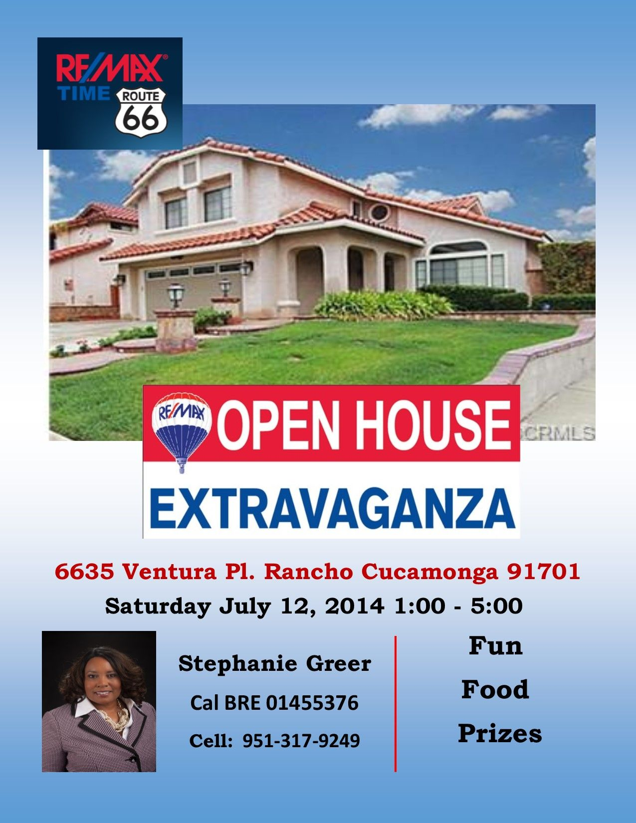 stephanie open house marketing re max time s stephanie greer house · stephanie open house marketing