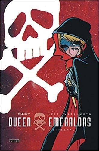 T l charger int grale queen emeraldas tome 1 gratuit leiji matsumoto animes albator - Dessin anime goldorak gratuit ...