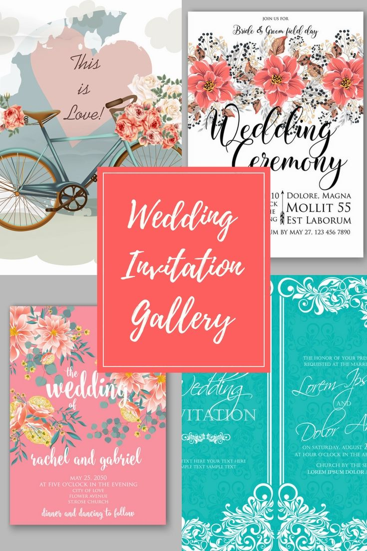 Excellent Wedding Invitation Inspirations - View Our Wedding ...