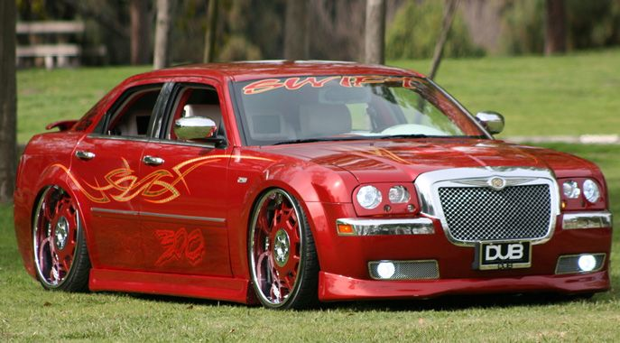 2010 Chrysler 300C SRT8 Chrysler Cars Chrysler 300c