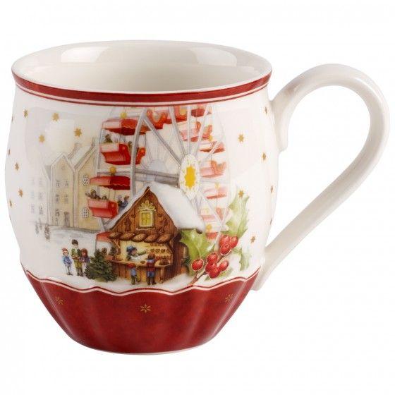 Villeroy Noel Pin on Mug Madness :)