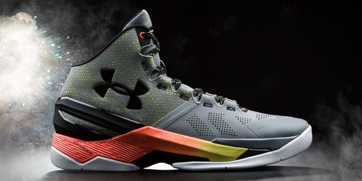 Footwear · Stephen Curry Two Basketball Shoes | Under Armour ...