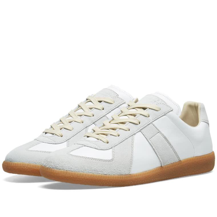 89c3b1e1819 Maison Margiela 22 Classic Replica Sneaker 메종마르지엘라 독일군 레플리카 스니커즈   maisonmargiela
