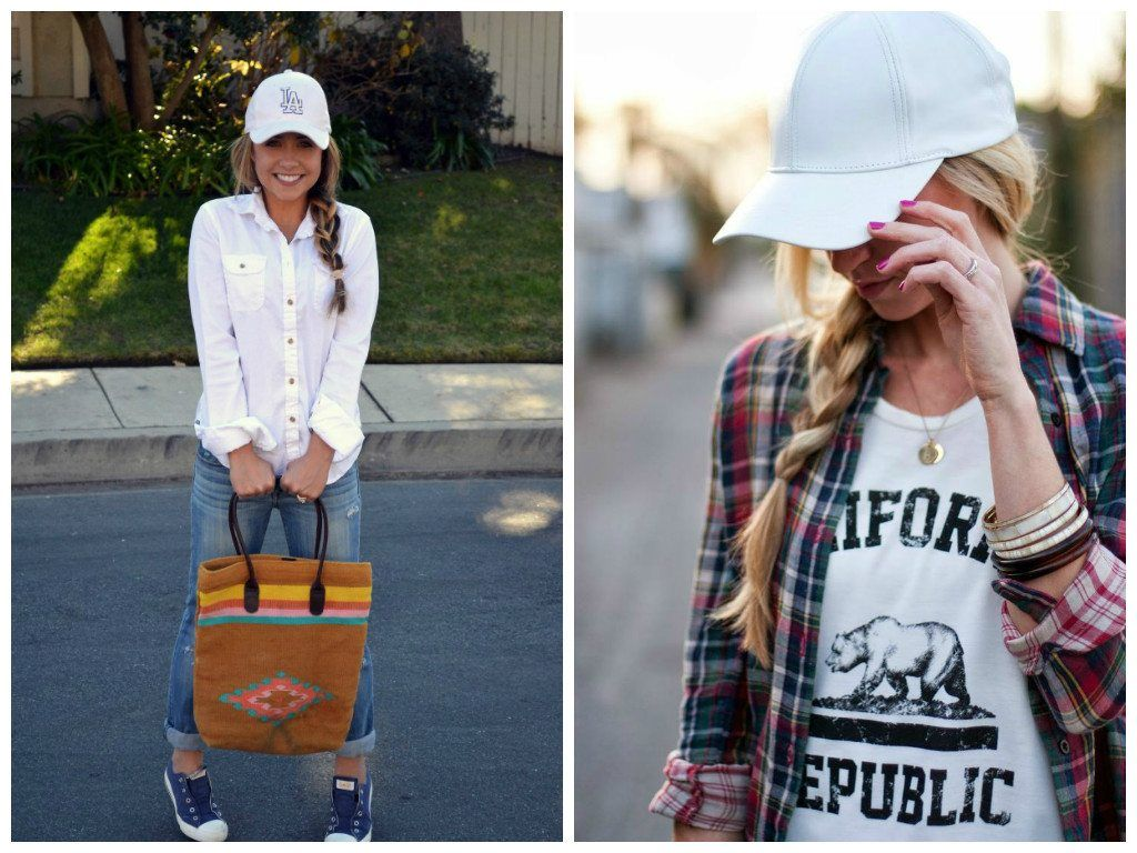 snapback hairstyles for girls- 25 ways to wear snapback hair