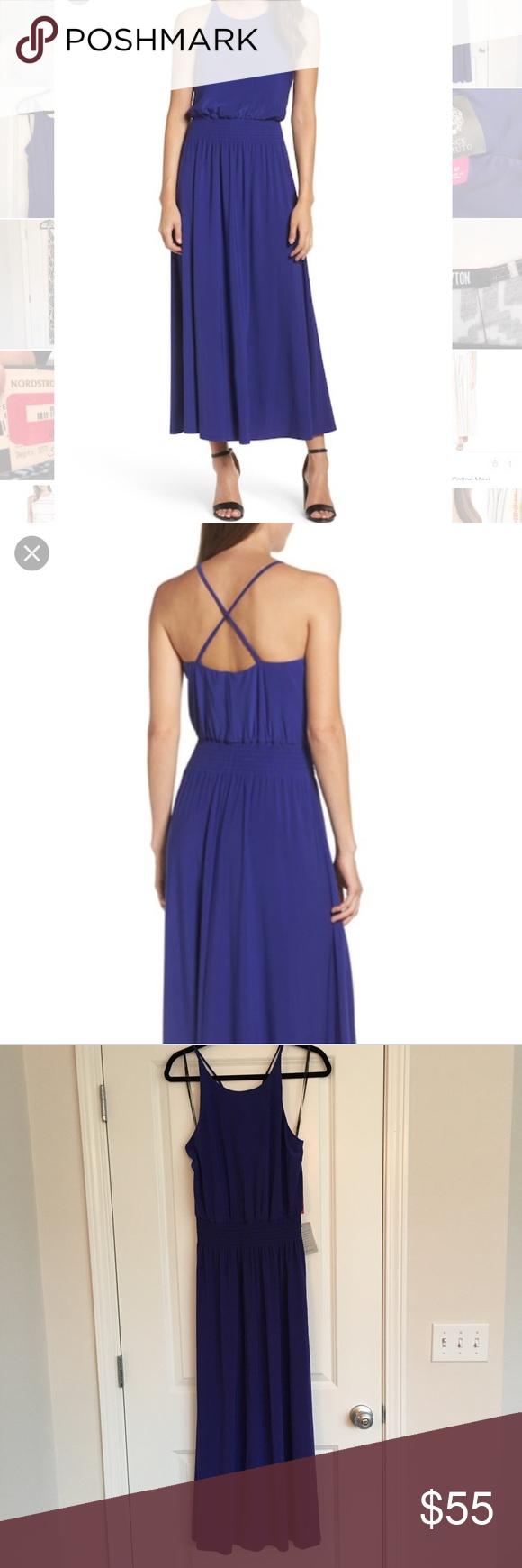 Vince Camuto Purple Maxi Dress Purple Maxi Dress Fashion Beautiful Maxi Dresses [ 1740 x 580 Pixel ]