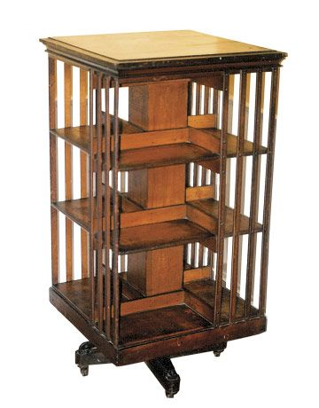 Just Like My Grandmother S Rotating Bookcase Which Is Now In Home One Of