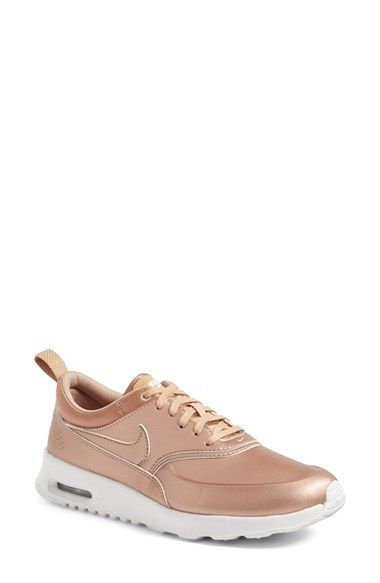 pretty nice 2438c 33520 Free shipping and returns on Nike Air Max Thea SE Sneaker (Women) at  Nordstrom.com. Crafted for comfort with a minimalist profile, this lightweight  sneaker ...