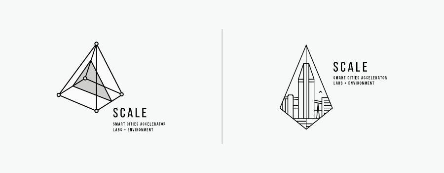 Designing A Logo For A Smart City Accelerator Brand Identity Design Branding Logos