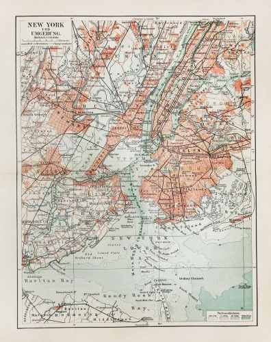 Antique Map Of New York Pinterest Antique Maps Wallpaper And - New york street map wallpaper