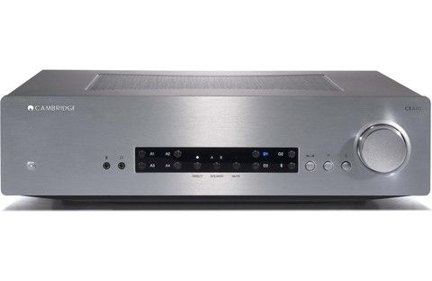 Cambridge Audio - CXA80 Stereo Integrated Amplifier with built-in DAC and USB input - direct audio - 2