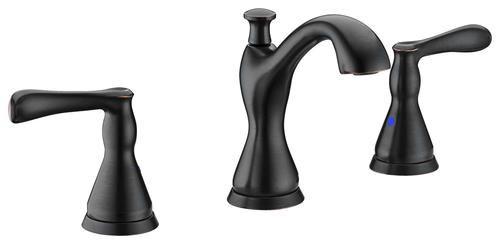Tuscany Jensen 2 Handle Widespread Bathroom Faucet At Menards