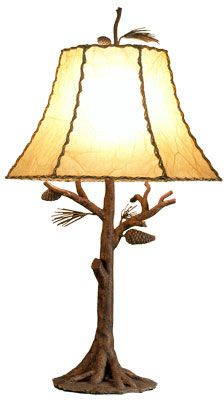 Kalco ponderosa table lamp 872 in ponderosa finish with with kalco ponderosa table lamp 872 in ponderosa finish with with leather wrapped shade rustic table lamps aloadofball Image collections