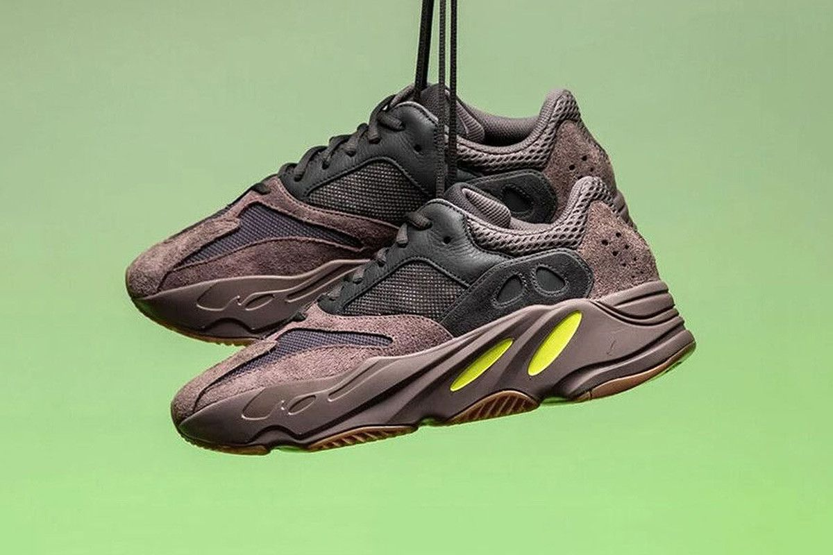 "adidas YEEZY Boost 700 ""Mauve"": Official Release Information"