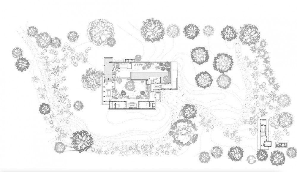 Site Plans Utsav House Studio Mumbai
