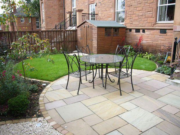 Edinburgh Designer Garden Design Design Garden