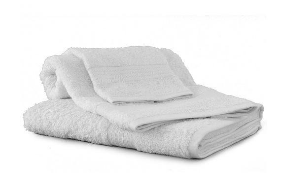 Biancheria per alberghi offerta 50 telo doccia 50 asciugamani 50 ...