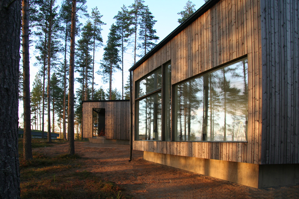 Gallery of House Vihavainen / Mika Huhtala & Kari Pöykkö / Architecture Office Kanttia 2 - 1