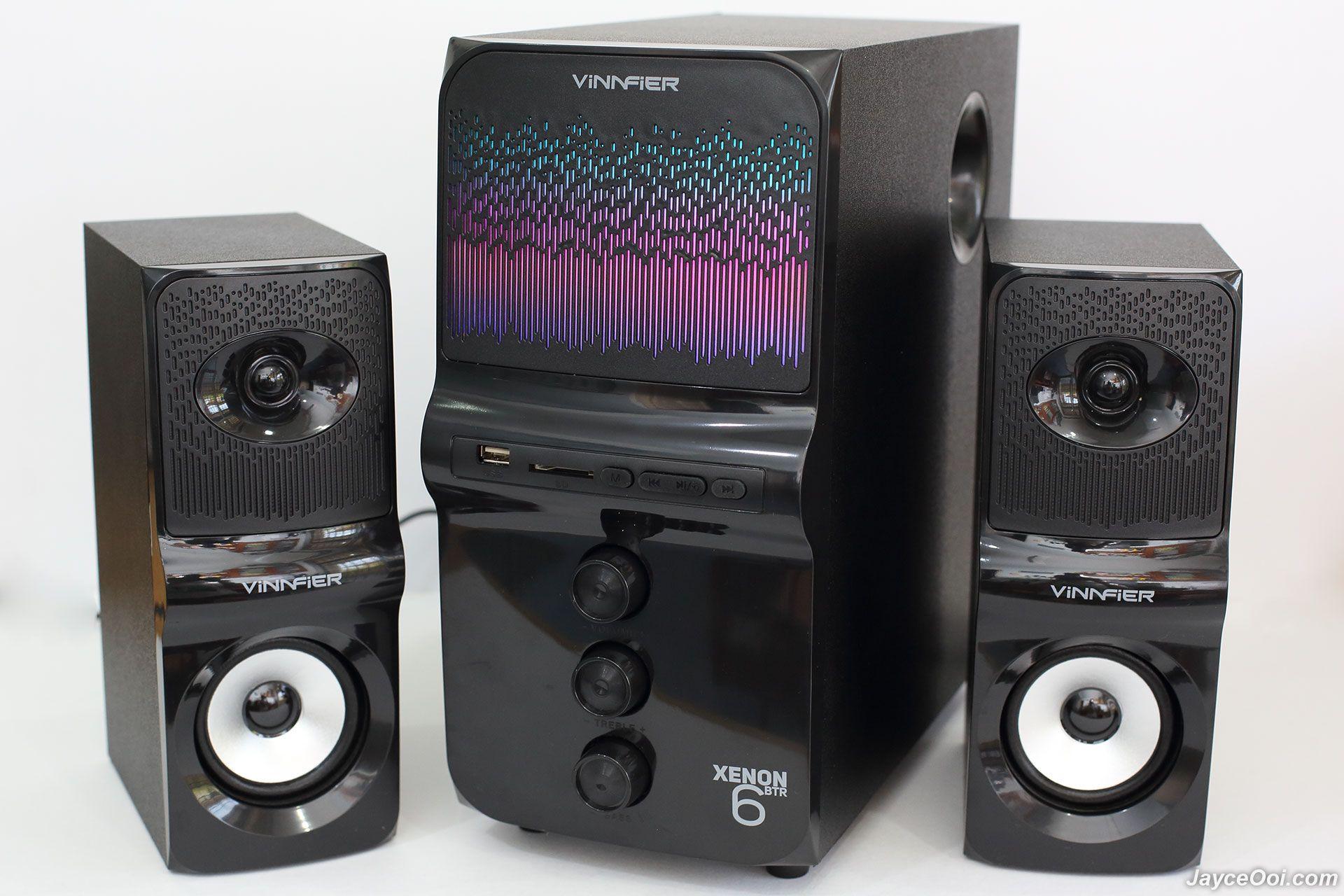 c9739ccf9ac Vinnfier Xenon 6 BTR | Review | Bluetooth