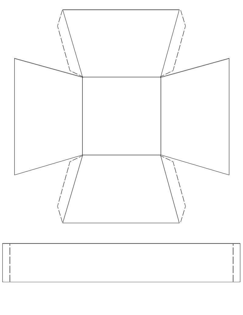 photo regarding Easter Basket Printable named Basket Template - absolutely free towards employ the service of Totally free craft printables