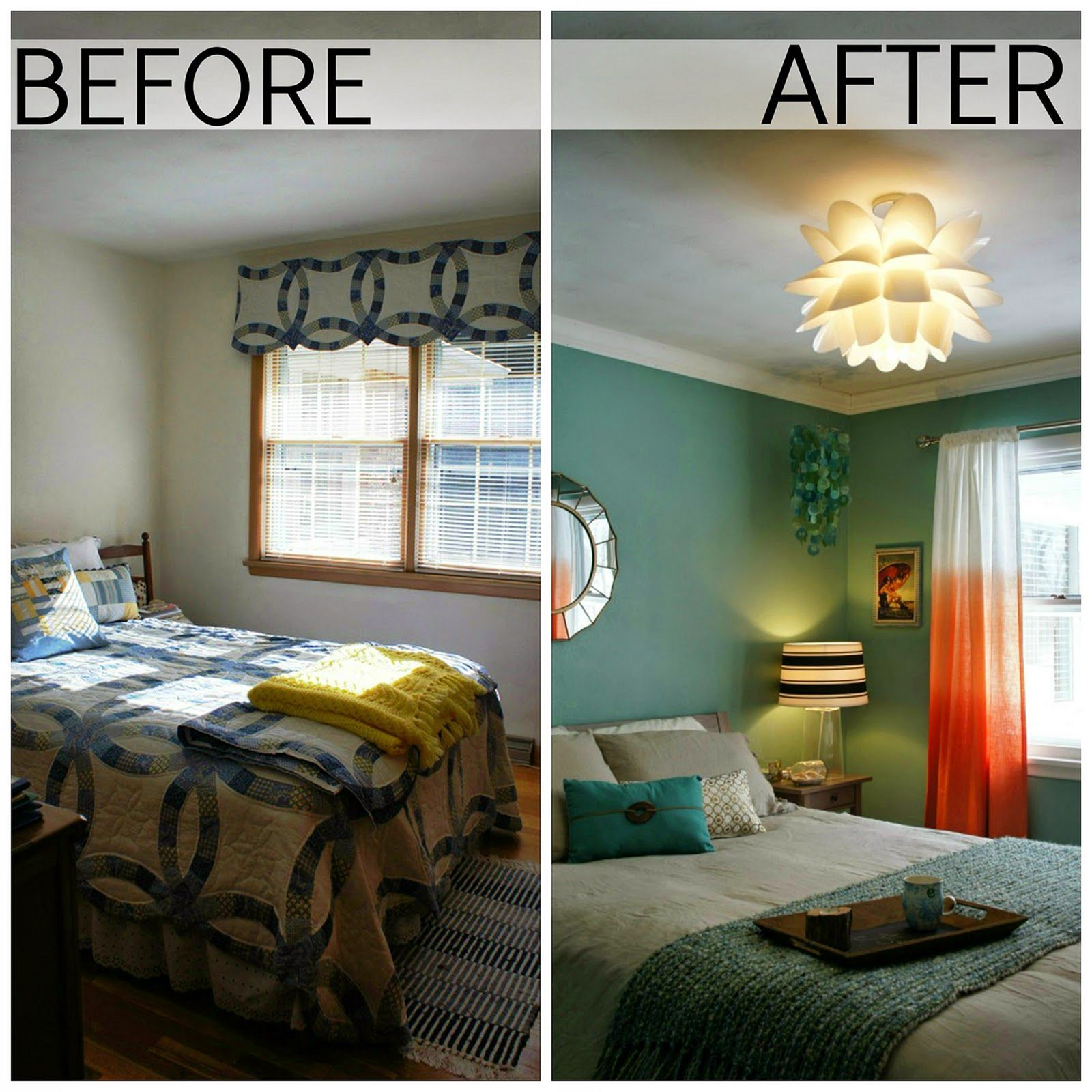 5 Best Bedroom Hack Ideas For Your Old Camper Van Bedroom (Before