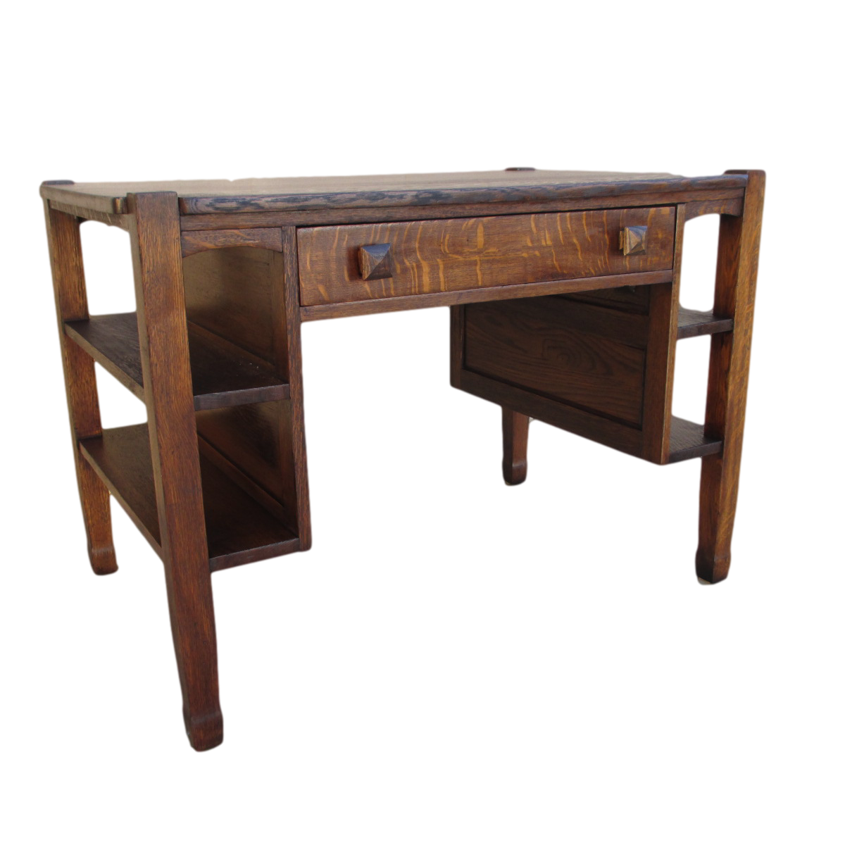 antique mission oak desk - Antique Mission Oak Desk Vintage & Antiques Pinterest Desks