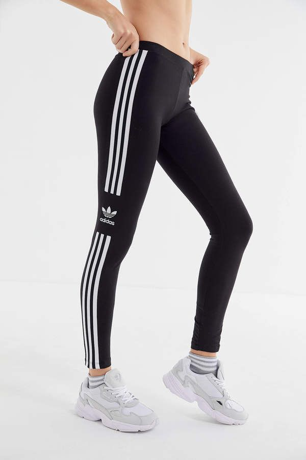 adidas Trefoil Legging | Sporty outfits, Outfits with ...