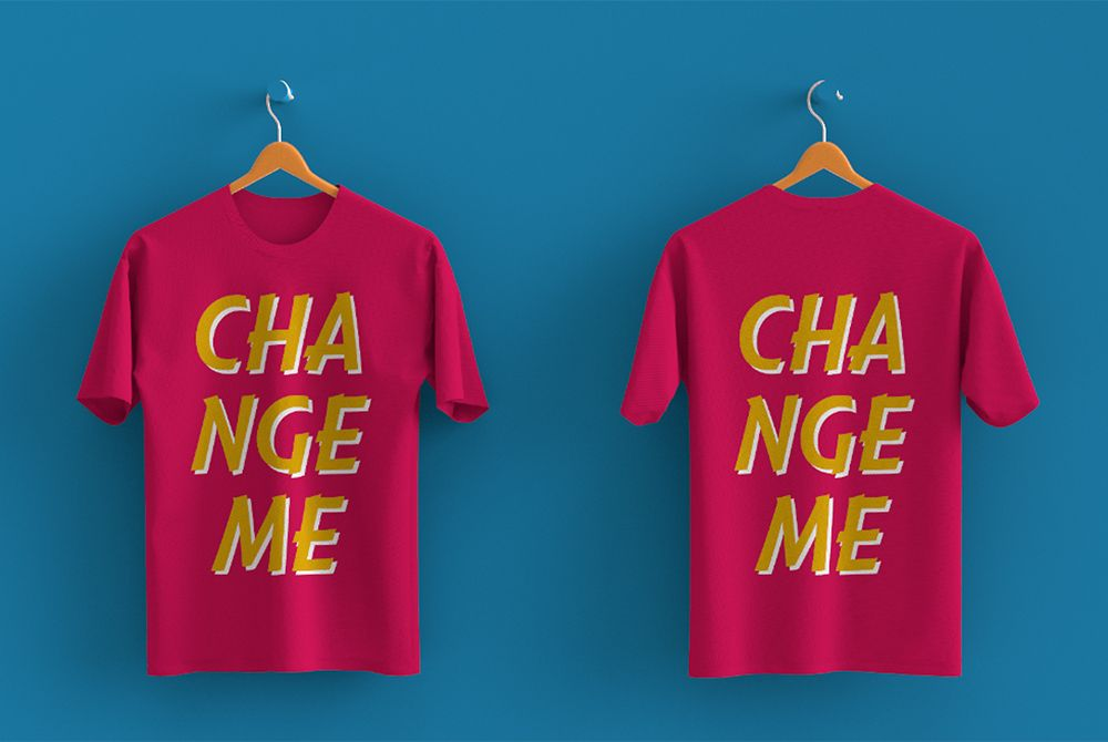Download Nice Hanging T Shirt Mockup Free Psd Download Hanging T Shirt Mockup Free Psd A Customizable Realistic T Shirt Mockup For Free Download So You Can Display You