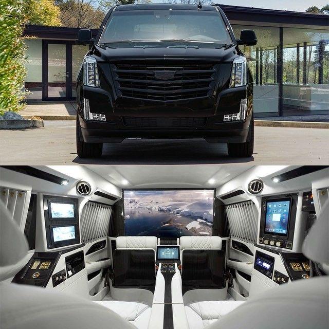 2017 Cadillac Escalade Platinum Sky Captain Edition By Lexanimotorcars My Dream On Wheels