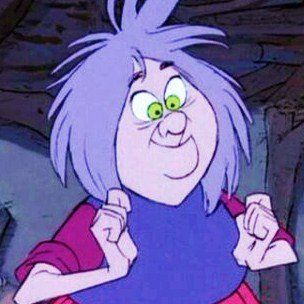 Madame Mim The Sword In The Stone 1963 My Favorite Villain