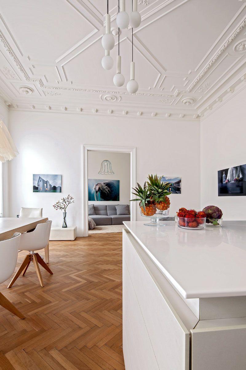 Apartamento H+M_Vienna   Harald Hatschenberger, Thomas Neuber Y Henning  Weimer, Los Arquitectos De Destilat