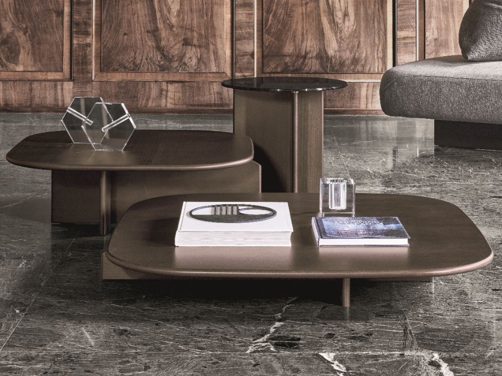 polyura square coffee table by ditre