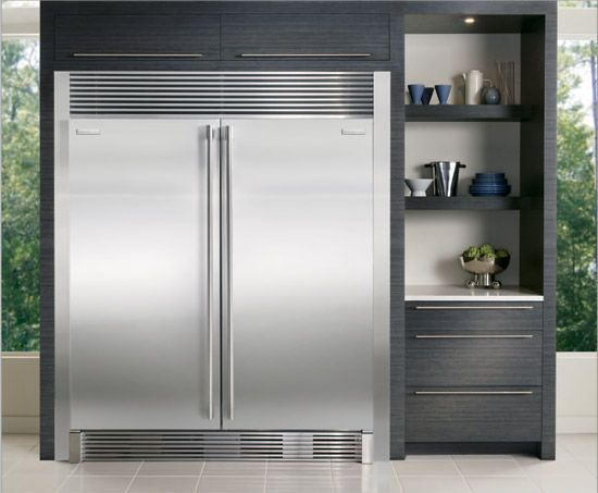 In By Packages In Toronto, ON   Electrolux IQ Touch Built In Energy Star  Counter Depth All  Refrigerator All Freezer Side By Side Combo, Built In  Trim ... Awesome Design