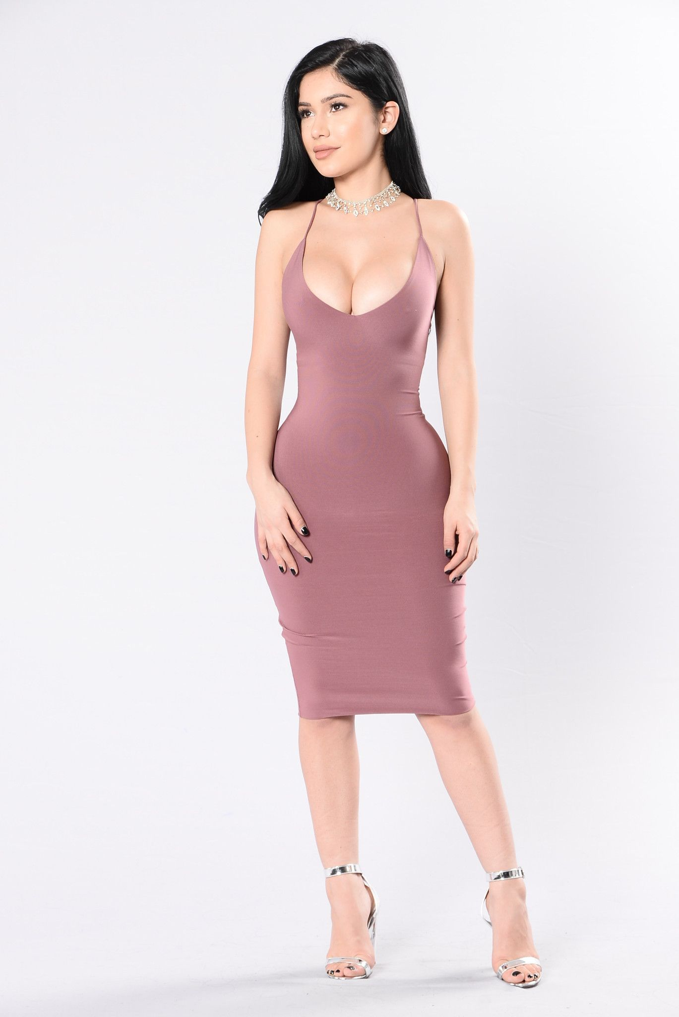 Fitted Tank Dresses