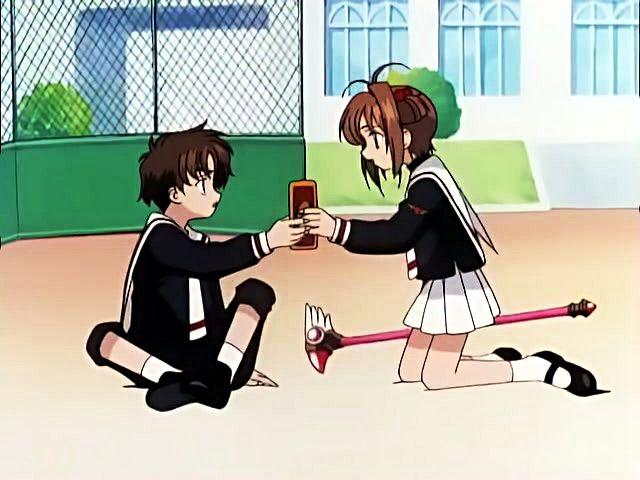 Cardcaptor Sakura Season 2 Episode 41: Sakura, Syaoran, and the Sea of Sand