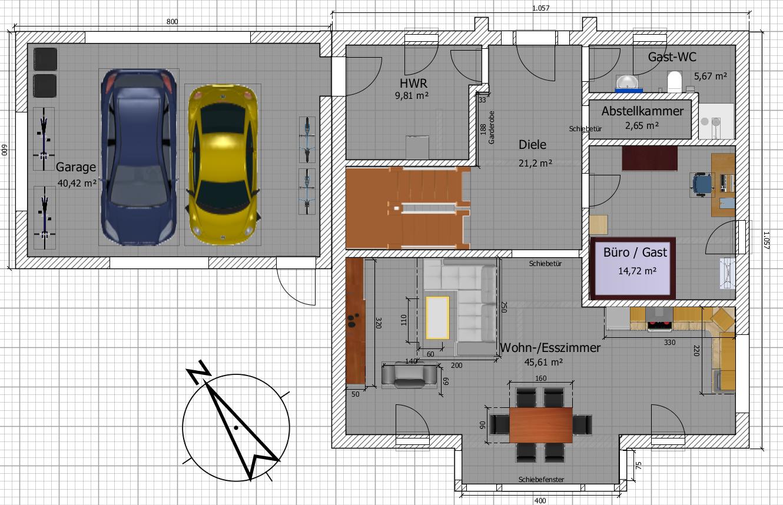 41+ Haus auf 400 qm grundstueck ideen